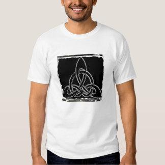 Celtic Knot  Lines T Shirt