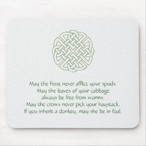 Celtic Knot Mouse Pads