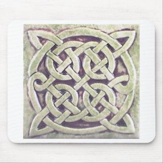 celtic knot mousepad