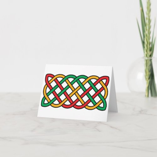 Celtic Knot Note Cards