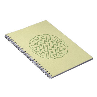 Celtic Knot Notebook