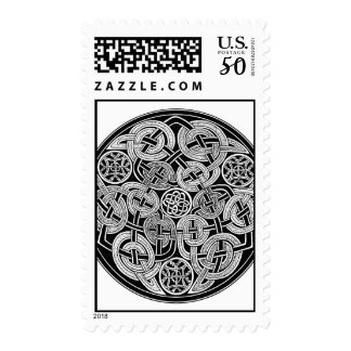 Celtic Knot Obaidh Postage