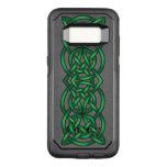Celtic Knot OtterBox Commuter Samsung Galaxy S8 Case