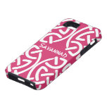 Celtic Knot Pattern Any Color Personalized iPhone iPhone 5 Case