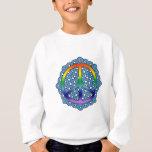 Celtic Knot Peace Kids' Sweatshirts