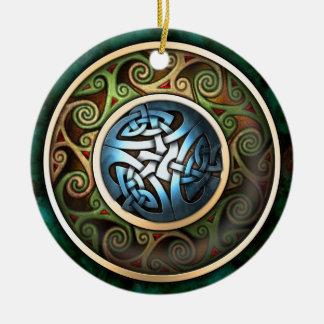Celtic Knot Pendant Ornament