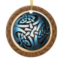 Celtic Knot Pendant/Ornament Ceramic Ornament