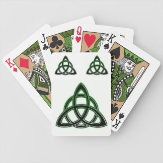 Celtic Knot Playing Cards