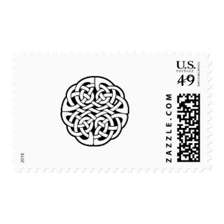 Celtic Knot Postage