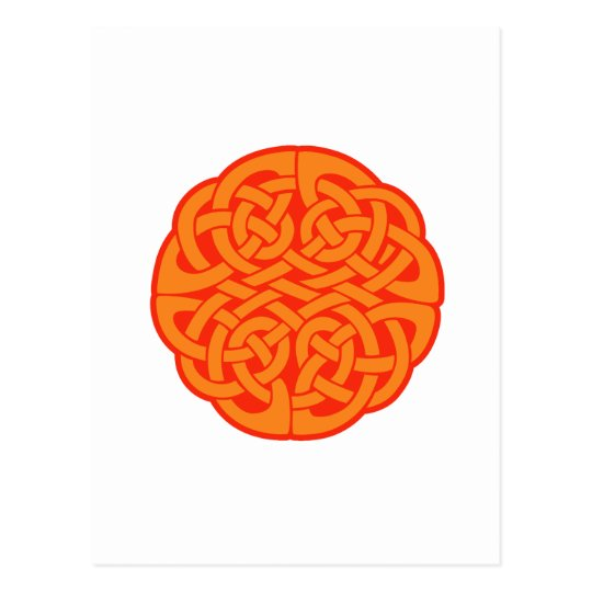 Celtic Knot Postcard