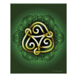 Celtic Knot Posters