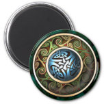 Celtic Knot Round Magnet