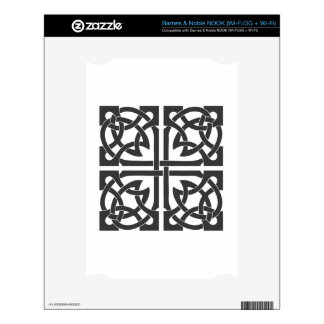 Celtic Knot Decal For NOOK
