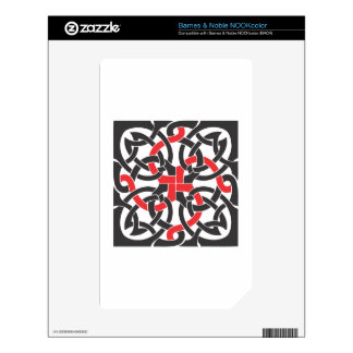 Celtic Knot Decal For The NOOK Color