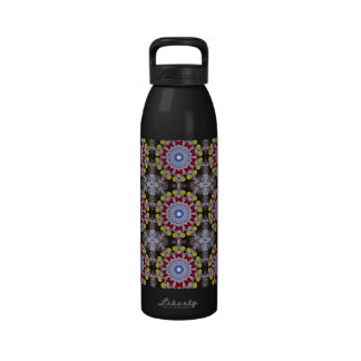 Celtic Knot Snowflake Water Bottle
