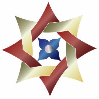 Celtic Knot Star 1 ,- Ornament Sculpture