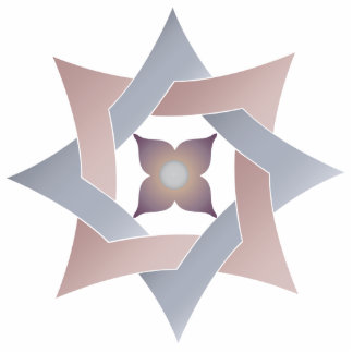 Celtic Knot Star 4 - Ornament Sculpture