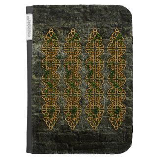 Celtic Knot Strips Kindle 3 Cases