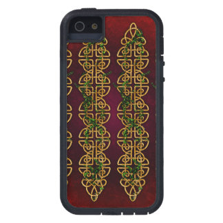 Celtic Knot Strips iPhone 5 Cases