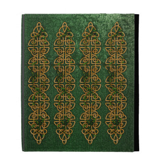 Celtic Knot Strips iPad Cases