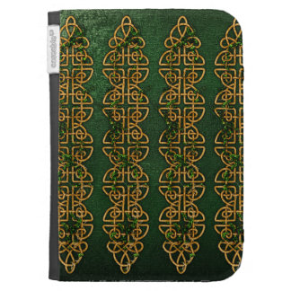Celtic Knot Strips Kindle Covers