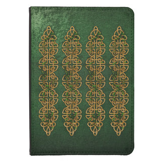 Celtic Knot Strips Kindle 4 Cover