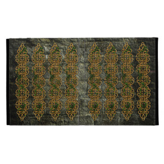 Celtic Knot Strips iPad Case