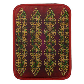 Celtic Knot Strips iPad Sleeves