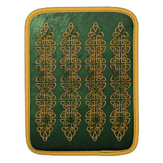 Celtic Knot Strips Sleeve For iPads