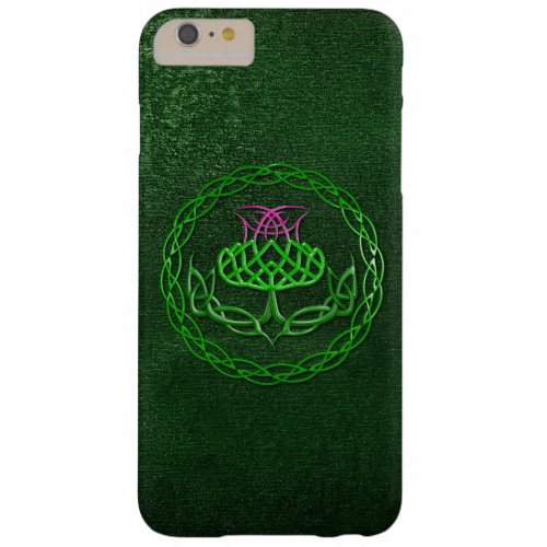 Celtic Knot Thistle