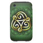 Celtic Knot Tough iPhone 3 Cover