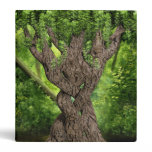 Celtic Knot Tree 3 Ring Binder