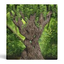 Celtic Knot Tree 3 Ring Binder