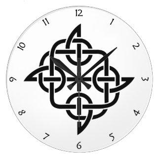 Celtic Knot, Wall Clock