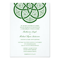 Celtic Knot Wedding Invitations