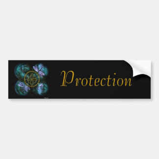 Celtic Knot/Witches Knot Bumper Sticker
