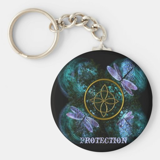 Celtic Knot/Witches Knot Key Chains