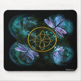 Celtic Knot/Witches Knot Mouse Pad