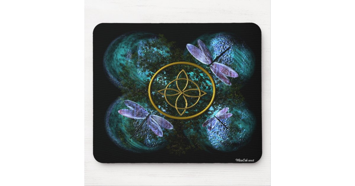 Celtic Knotwitches Knot Mouse Pad Zazzle
