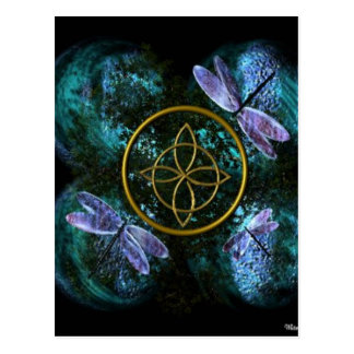 Celtic Knot/Witches Knot Post Cards