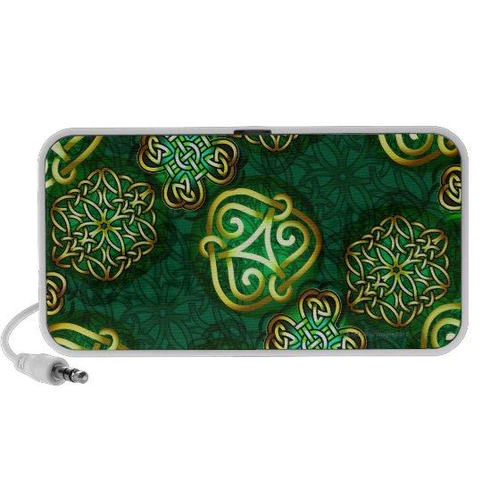 Celtic knots 3 mini speaker