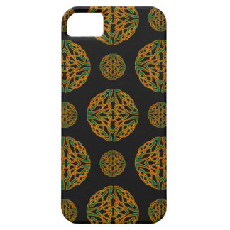Celtic Knots Black iPhone SE/5/5s Case