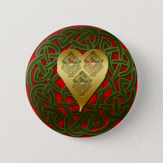 CELTIC KNOTS Collection Pinback Button