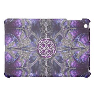 Celtic Knots on Tapestry  iPad Mini Cover