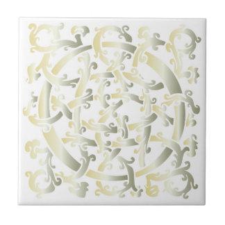 Celtic Knots - Trivet/Tile - 1 Tile