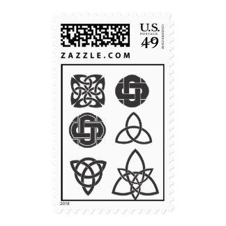 celtic-knots-vectors-1 stamps
