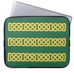 Celtic Knotwork Band Computer Sleeve