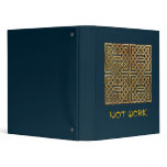 celtic knotwork binder
