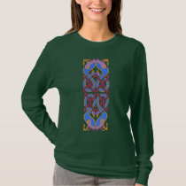 Celtic Knotwork Birds T-Shirt