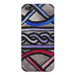 Celtic Knotwork Bisexual Flag iPhone SE/5/5s Cover